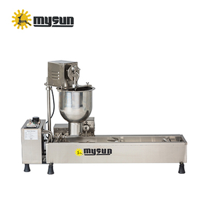 How to clean and store the doughnut machine ?