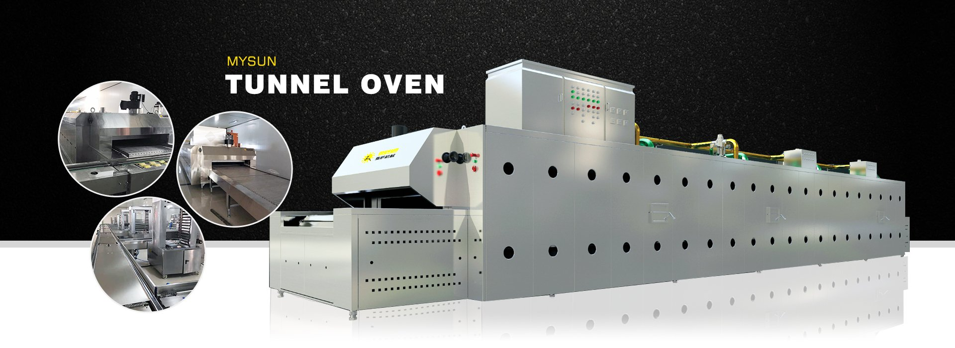 Tunnel Oven