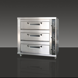Baking Oven Machine Series-----Professional Deck Oven