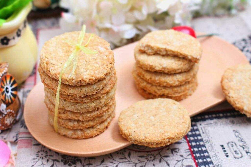 oven baked biscuit